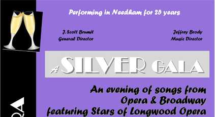 Longwood Silver Anniversary
